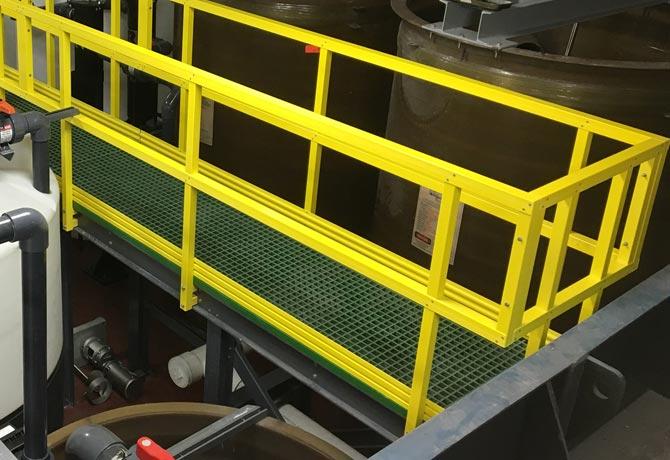 Handrail Ultra Fiberglass Systems