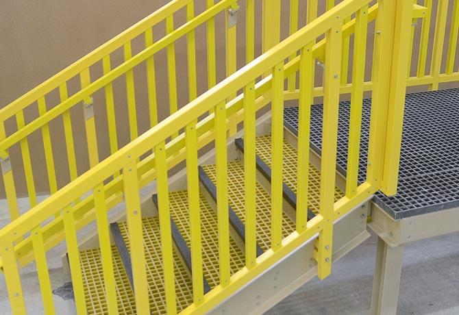 Composite Handrail