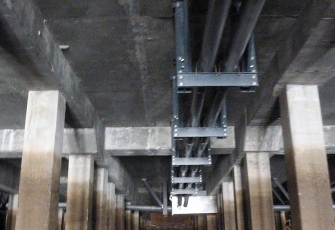 Composite Pipe Supports