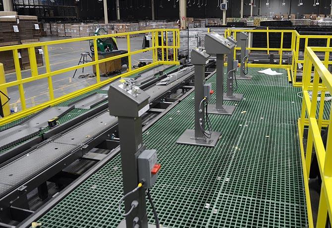 Machine Control Platform