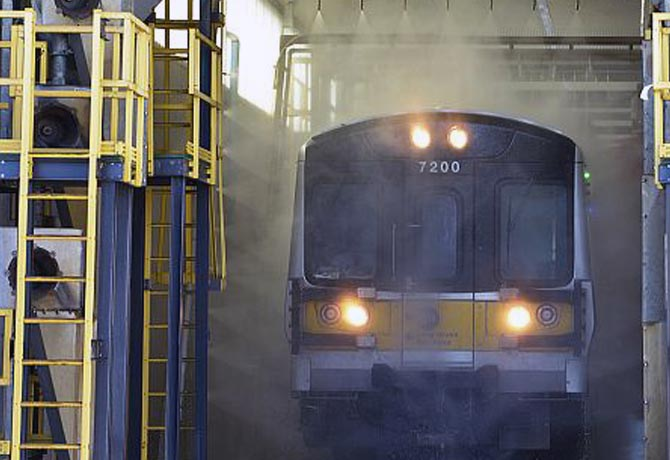 Train Wash