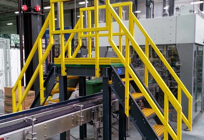 Walkover Conveyor