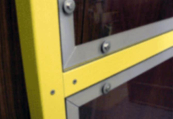 Machine Gaurd CloseUp