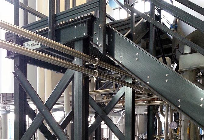 Fiberglass Pipe Supports Ultra Fiberglass Systems